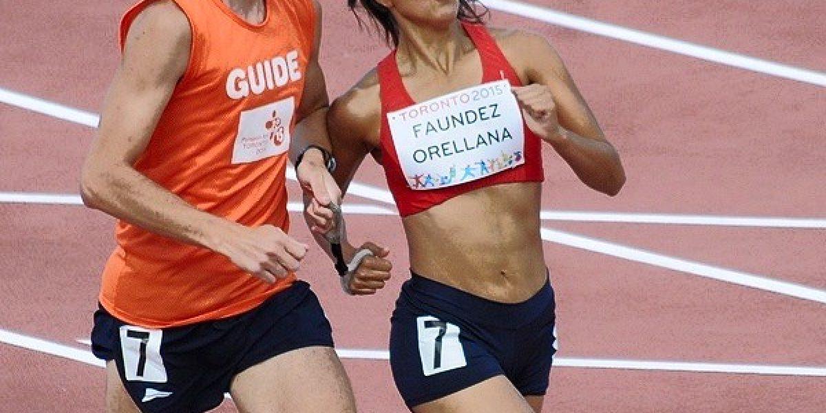El cansancio le pasó la cuenta a Margarita Faúndez en los 800 metros