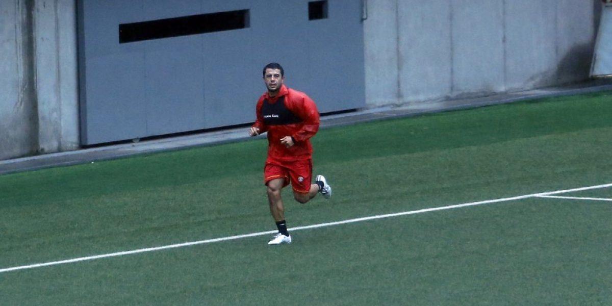 Rodrigo Tello podría reaparecer en el fútbol chileno después de 15 años