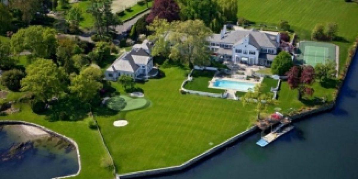 La mansión donde Donald Trump vivió su primer matrimonio se vende a millonario precio