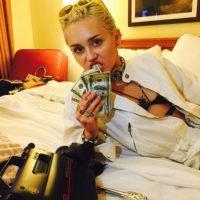 . Imagen Por: Ví Instagram @Mileycyrus