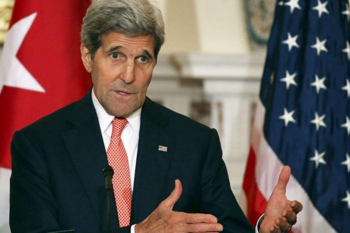 John Kerry, secretario de Estado, reabrirá la embajada estadounidense en La Habana. Foto:Getty Images. Imagen Por: