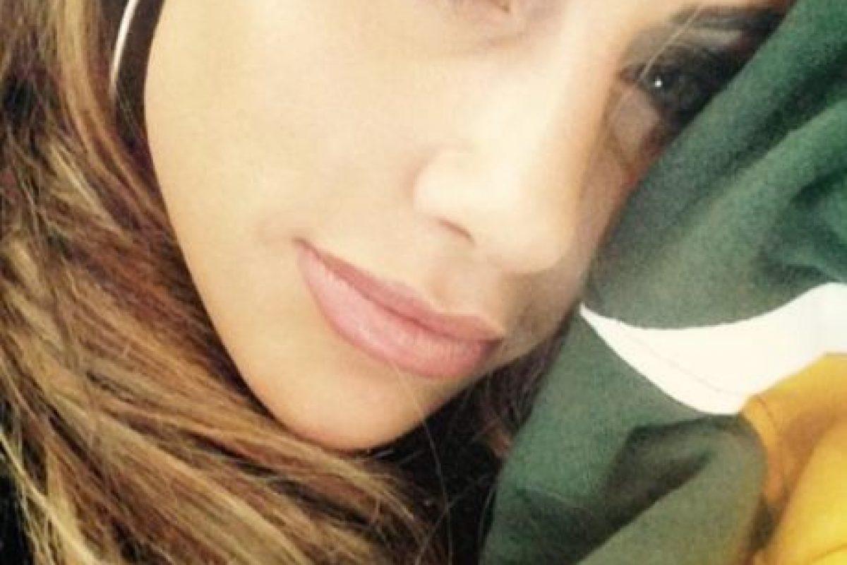 Es la presentadora de Golf Channel Foto:Vía twitter.com/holly_sonders. Imagen Por: