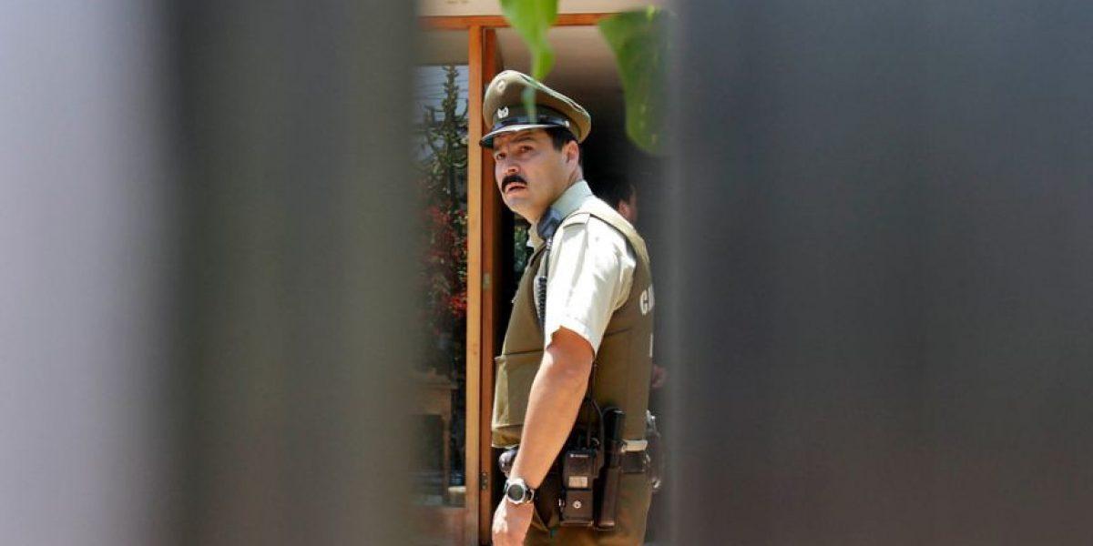 Roban en casa de ex ministro tras maniatar a su esposa en Peñalolén