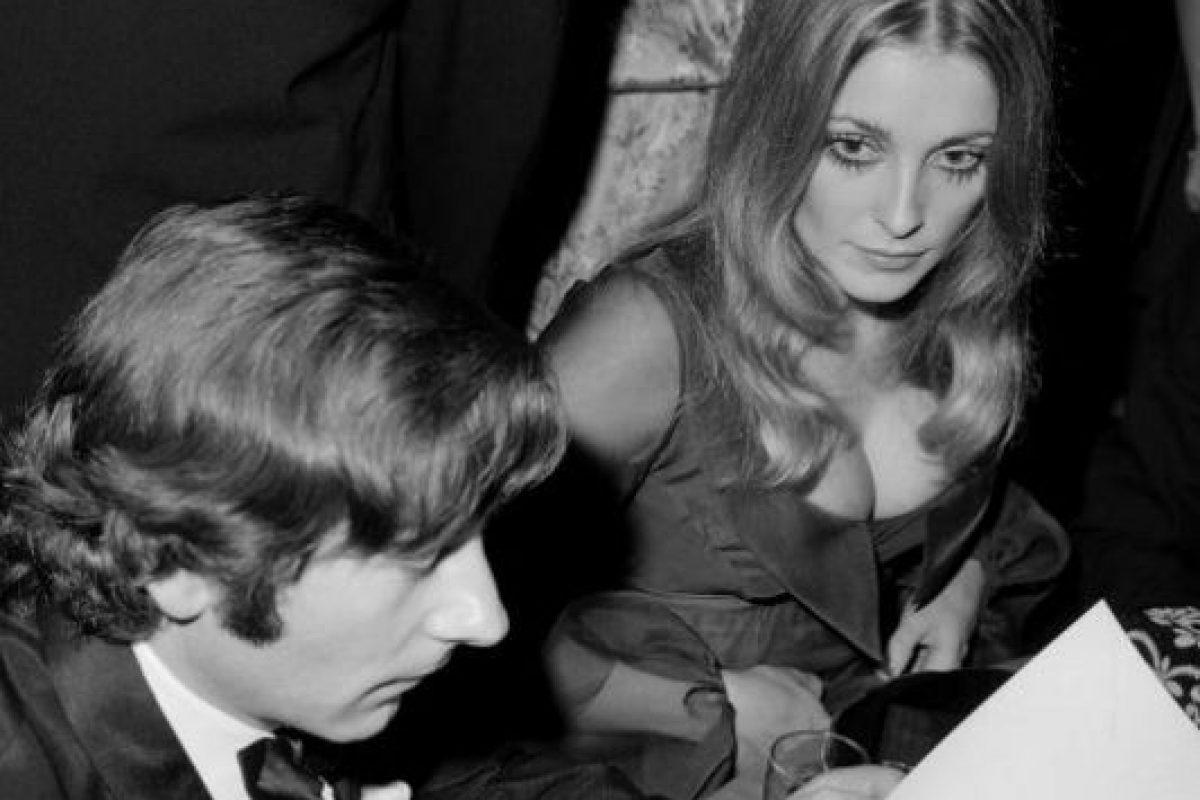 La muerte de Sharon Tate, primera mujer de Roman Polanski, ya está en la crónica negra de Hollywood. Foto:vía Getty Images. Imagen Por: