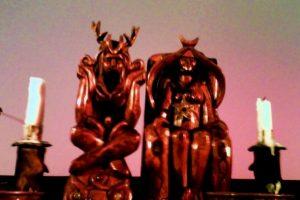 Supuestamente, como se ve en el video, tenía seis demonios. Foto:vía Tumblr. Imagen Por: