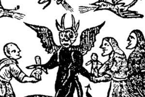 4. Brujas : en Internet pueden ver muchos testimonios de personas afectadas por supuesta brujería. Foto:vía Wikipedia. Imagen Por: