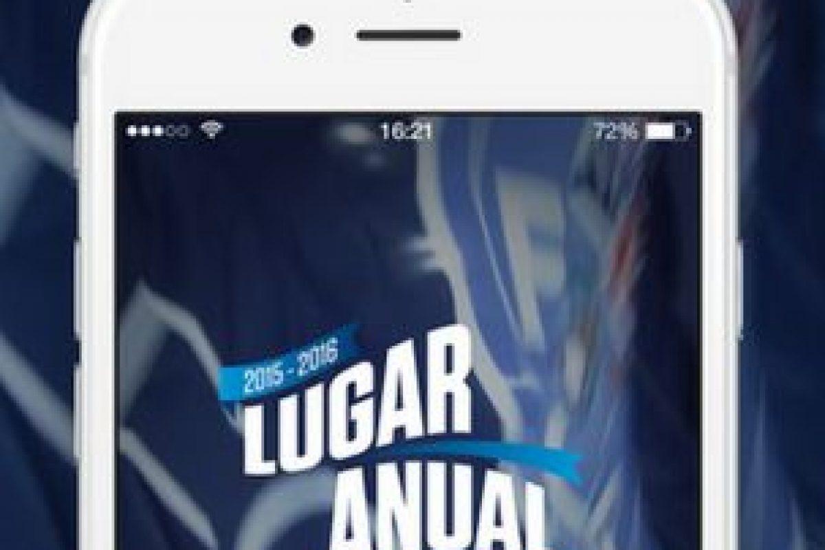 Esta es la versión para iPhone Foto:FC Porto. Imagen Por:
