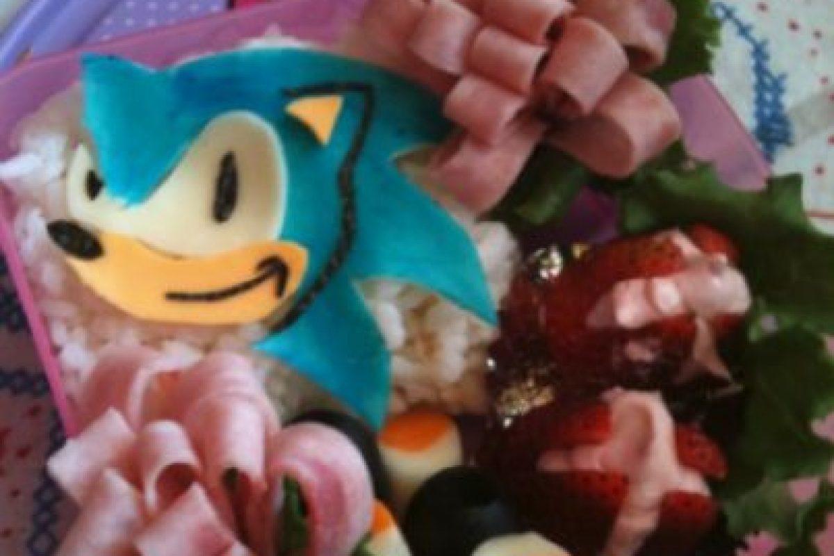 Título: Sonic the Hedgehog Foto:Nanette Fernandez. Imagen Por: