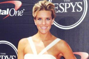 Es conductora en Fox Sports 1 y NBC Foto:Vía instagram.com/charissajthompson. Imagen Por: