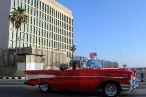 Los Estados Unidos establecieron relaciones diplomáticas con la República de Cuba en 1902, y la primera embajada se abrió en 1923. Foto:AFP. Imagen Por: