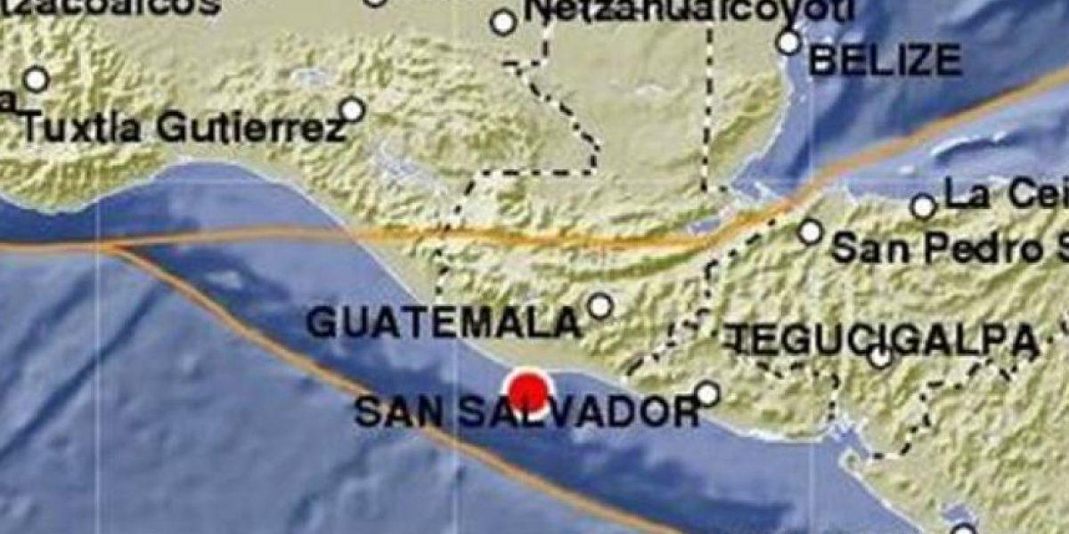 Sismo de 5,6 grados sacude el sur y la capital de Guatemala
