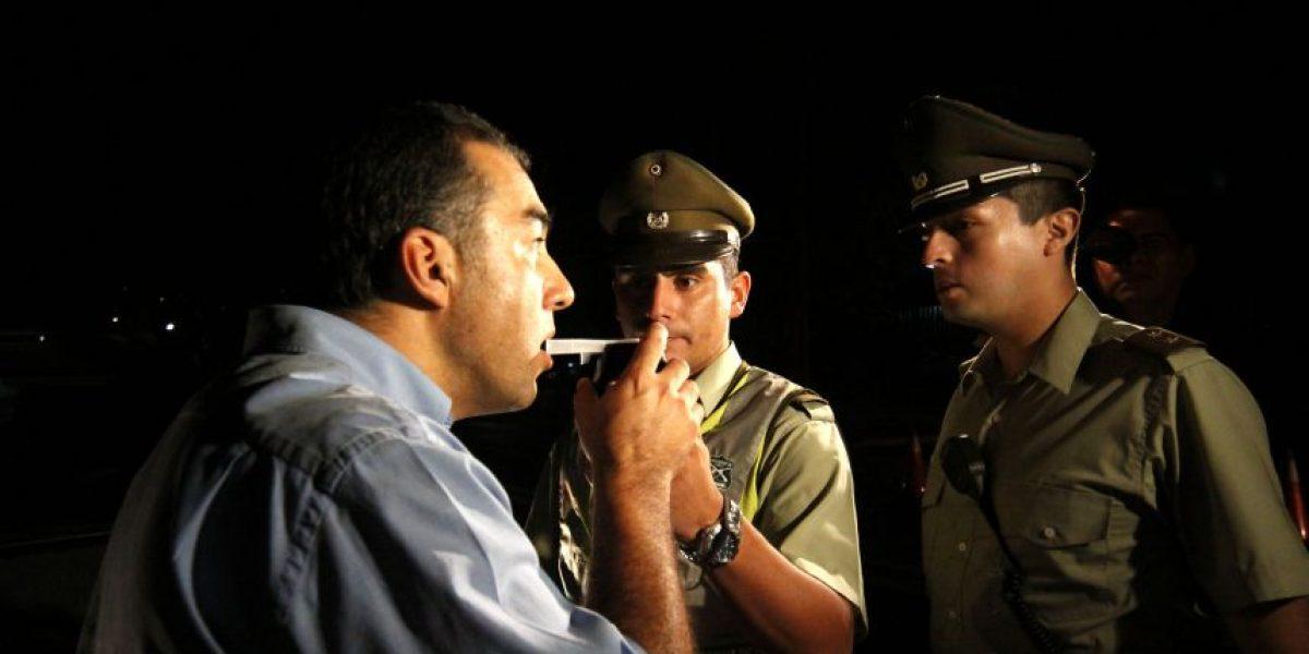 Tolerancia cero al alcohol: se han quintuplicado los controles policiales