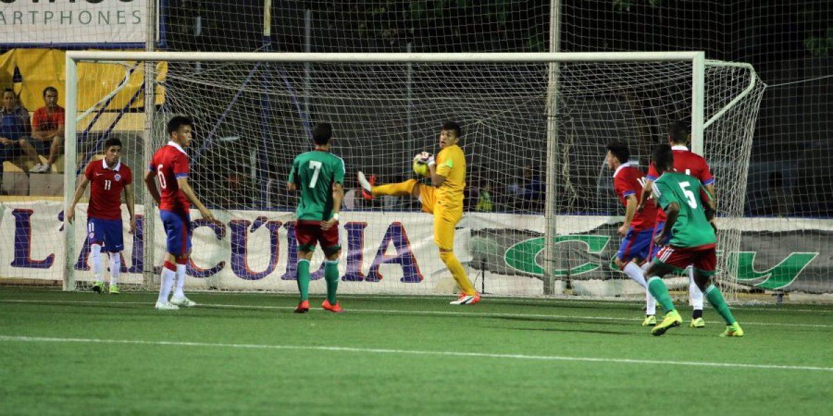 Chile Sub 20 goleó a Marruecos y avanzó a semifinales del torneo de Alcúdia
