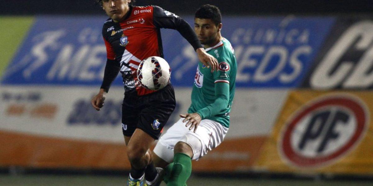 Matías Dituro amargó el regreso de Rodrigo Tello al fútbol chileno