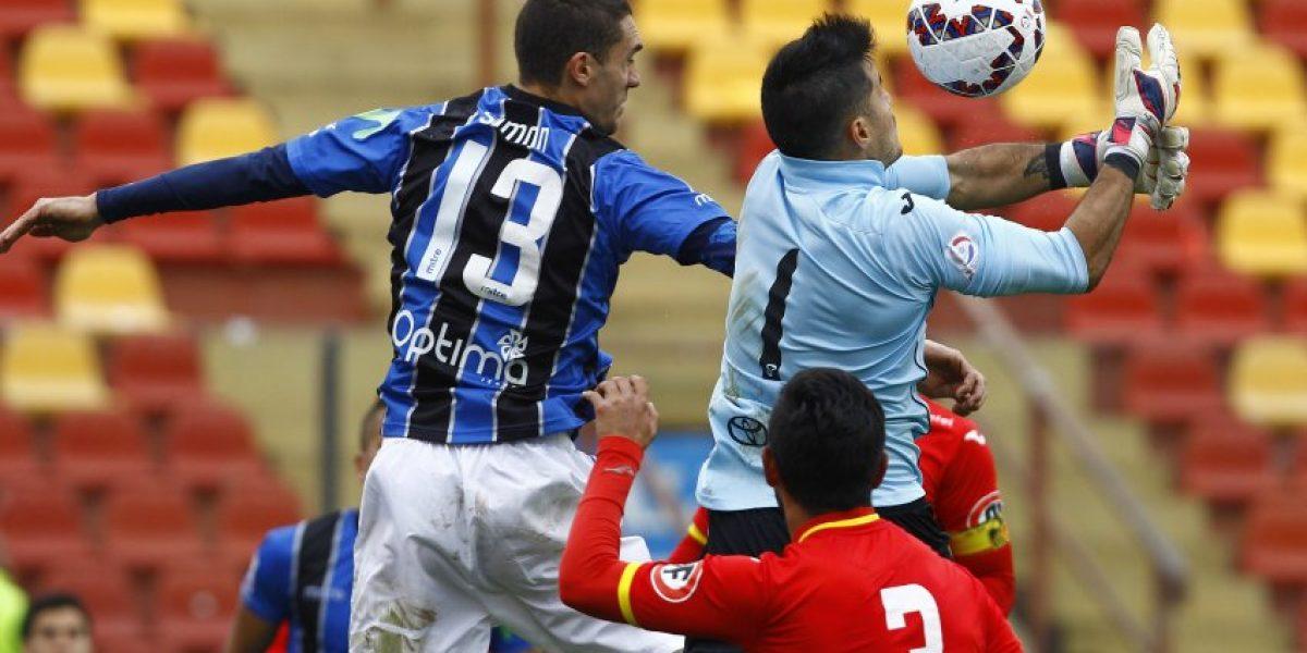 Unión Española deja escapar la victoria y suma su primer punto en el Apertura