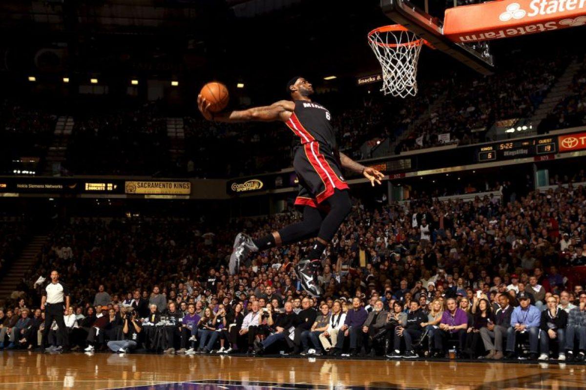 Es el jugador más dominante de la NBA en la actualidad Foto:Getty Images. Imagen Por: