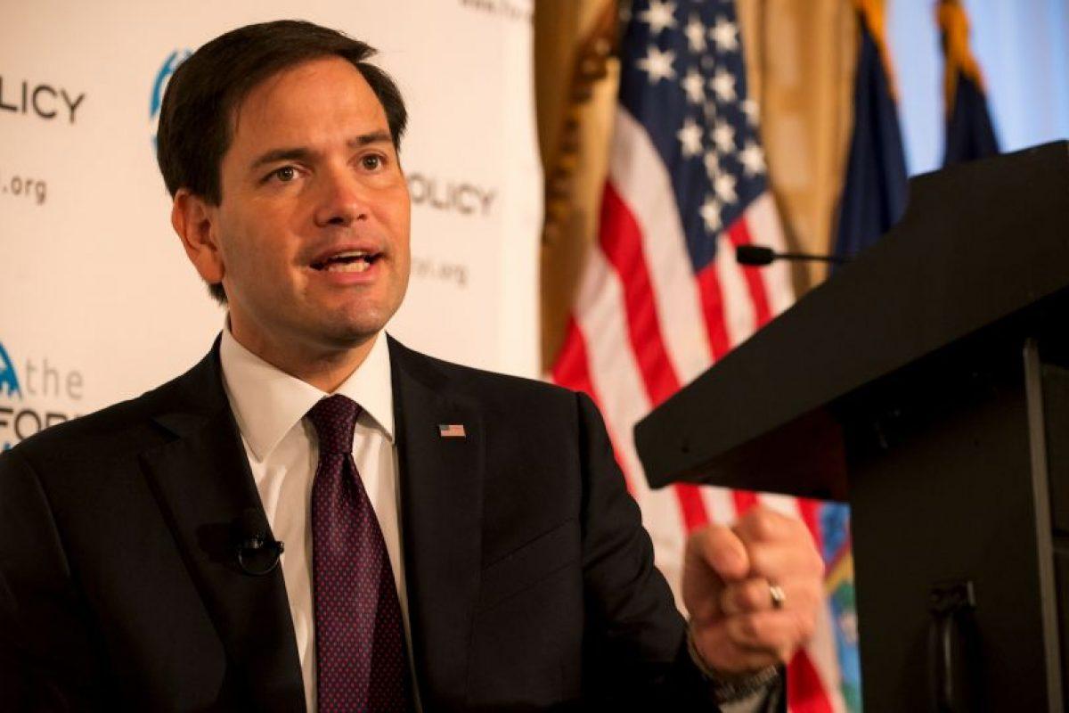 Aseguró que en caso de llegar a la presidencia echará para atrás el acercamiento con Cuba. Imagen Por: