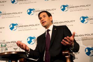 Marco Rubio, precandidato republicano a la presidencia de Estados Unidos Foto:Getty Images. Imagen Por: