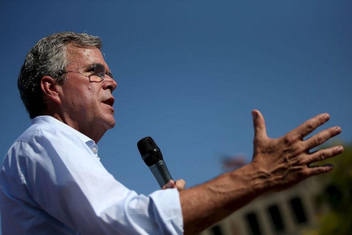 Jeb Bush, precandidato republicano a la presidencia de Estados Unidos Foto:Getty Images. Imagen Por: