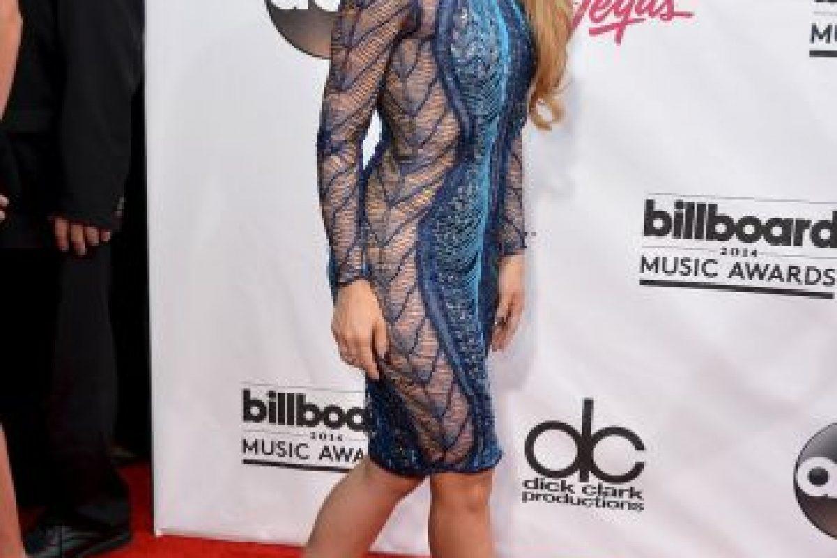 Pierce lo confundió con la cantante colombiana Foto:Getty Images. Imagen Por: