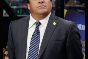 Miguel Herrera rompió el silencio Foto:Getty Images. Imagen Por: