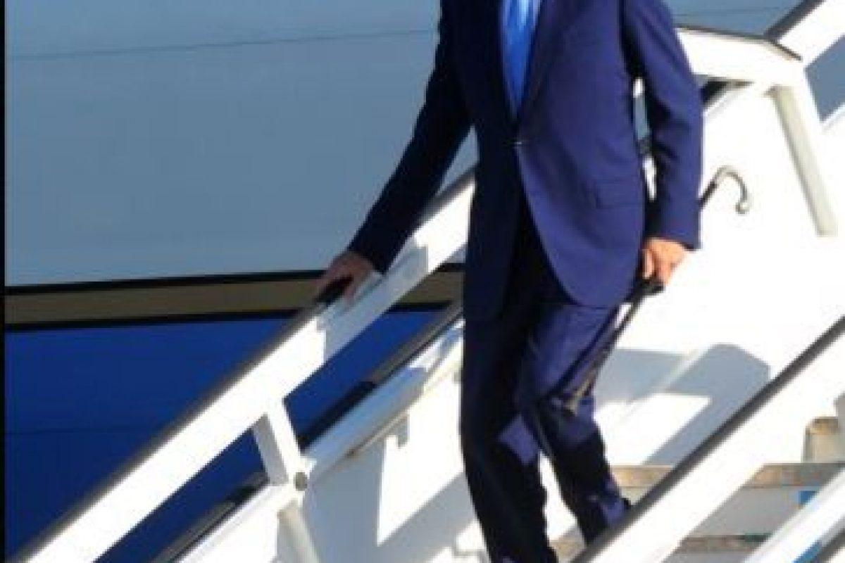 El Secretario de Estado, John Kerry, fue el encargado de llevar a cabo la ceremonia de la reapertura de la embajada de EU en Cuba Foto:Getty Images. Imagen Por: