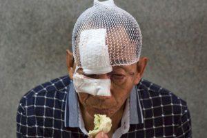 Hombre de 50 años fue localizado entre las ruinas después de tres días de haber ocurrido la explosión Foto:Getty Images. Imagen Por: