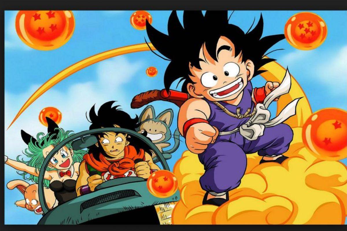 """""""Dragon Ball"""" es un manga escrito e ilustrado por Akira Toriyama que fue llevado a la televisión mundial. Marcó una época en casi todos los países donde fue transmitido Foto:Akira Toriyama/Fuji Television. Imagen Por:"""