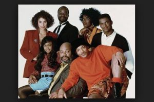 """""""El Príncipe del Rap"""" (así conocida en Latinoamérica) fue una comedia estadounidense producida por la cadena NBC y emitida entre 1990 y 1996 Foto:NBC. Imagen Por:"""