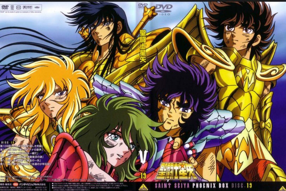 Fue adaptado posteriormente en una serie de anime de 145 episodios Foto:Toei Animation. Imagen Por: