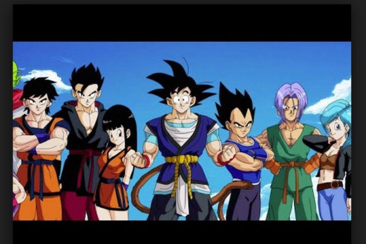 """Dragon Ball Super"" regresa en 2015. Contará la historia después de la Saga de ""Majin Boo"" Foto:Akira Toriyama/Fuji Television. Imagen Por:"