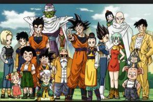 """""""Dragon Ball Z"""" es la continuación de esta historia que cuenta la vida de Son """"Goku"""", un guerrero saiyajin, cuyo fin es proteger a la Tierra Foto:Akira Toriyama/Fuji Television. Imagen Por:"""
