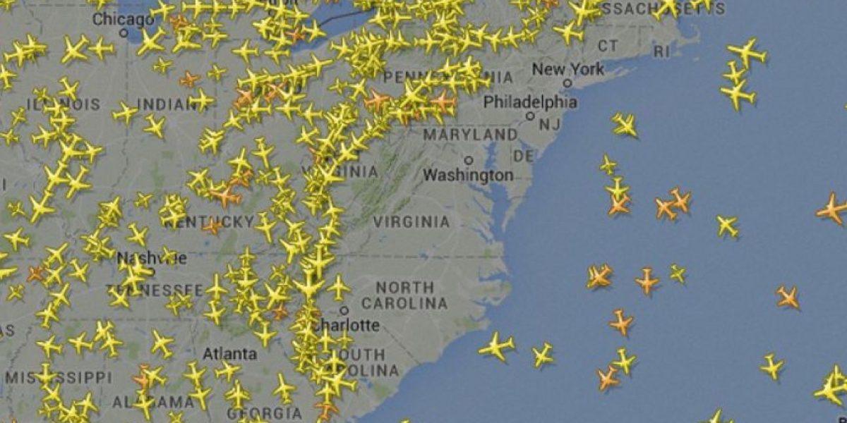 Docenas de vuelos demorados por falla en una computadora en el este de EEUU