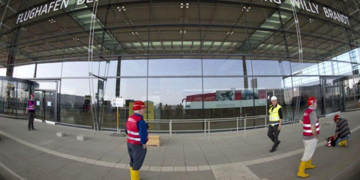 Presunto fraude en la construcción del nuevo aeropuerto de Berlín