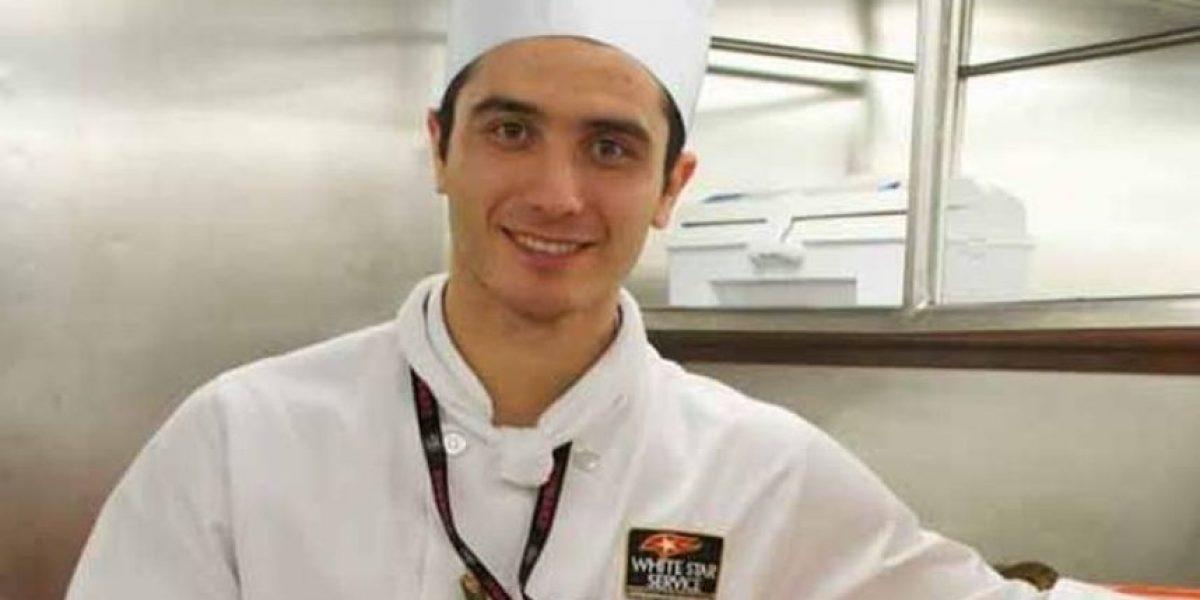 Abandonaron la búsqueda del chef que cayó del Queen Mary 2