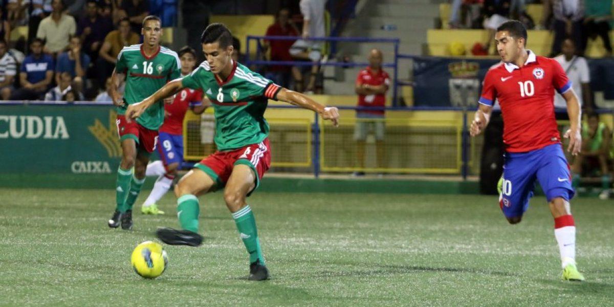 Los golazos de Jeisson Vargas ante Marruecos que encandilan en el Torneo Cotif