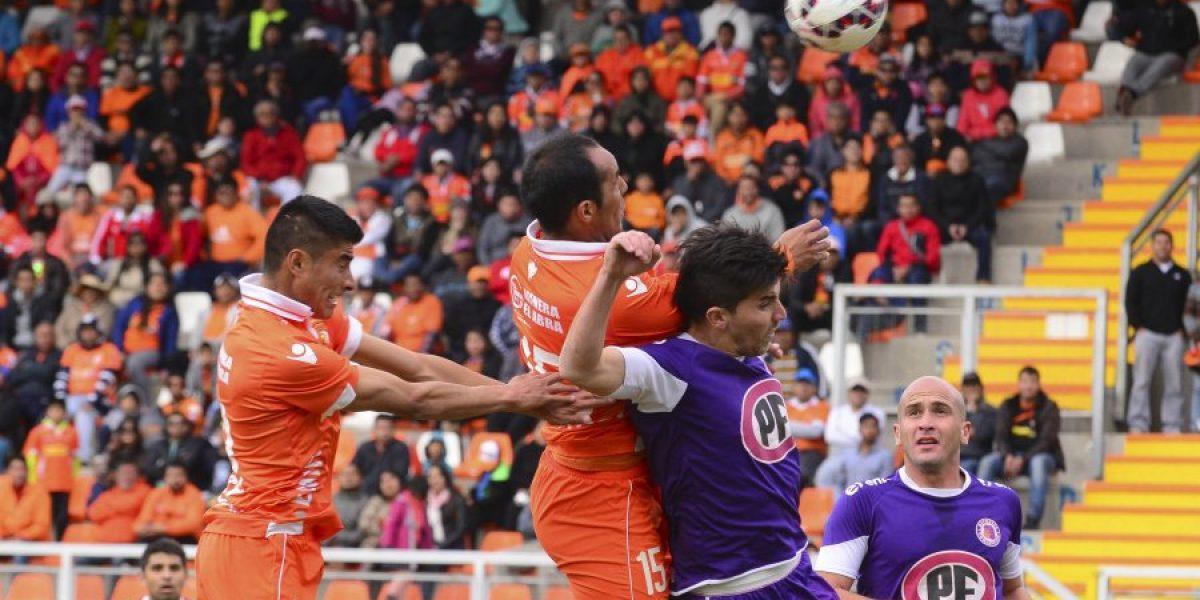 Primera B: Cobreloa sigue líder y Magallanes vuelve feliz a San Bernardo