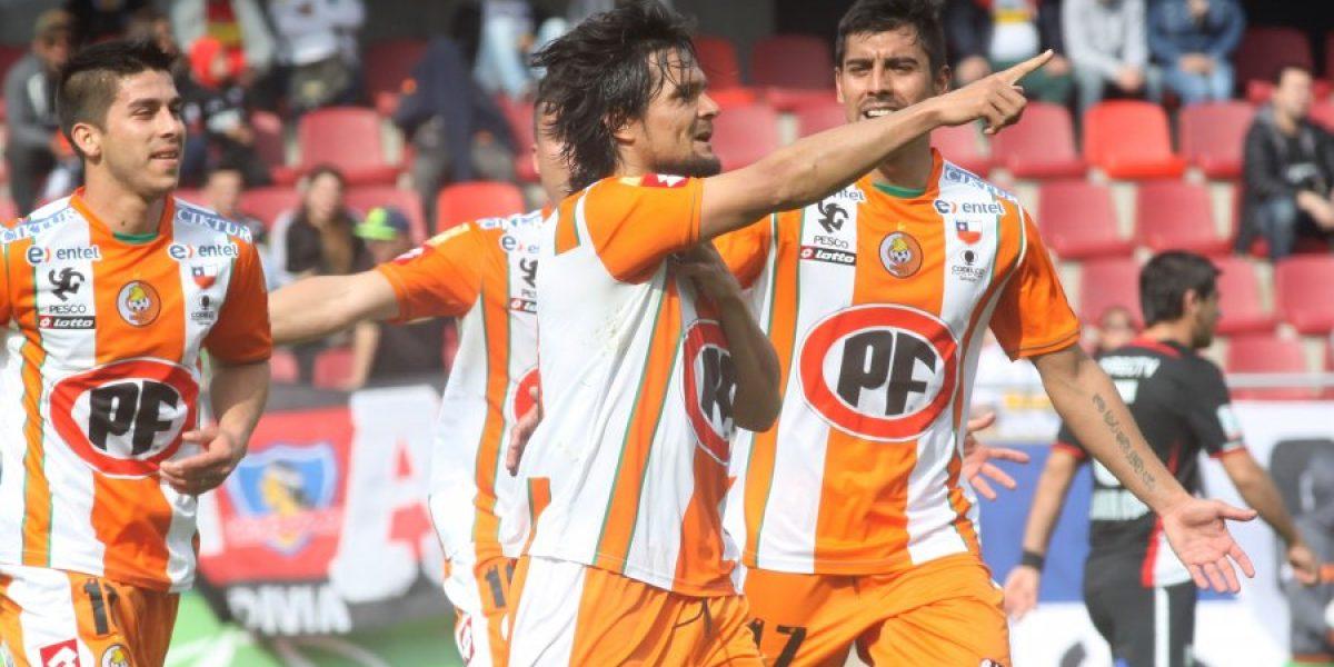 Colo Colo venció al campeón del fútbol chileno y sigue a paso firme en el Apertura