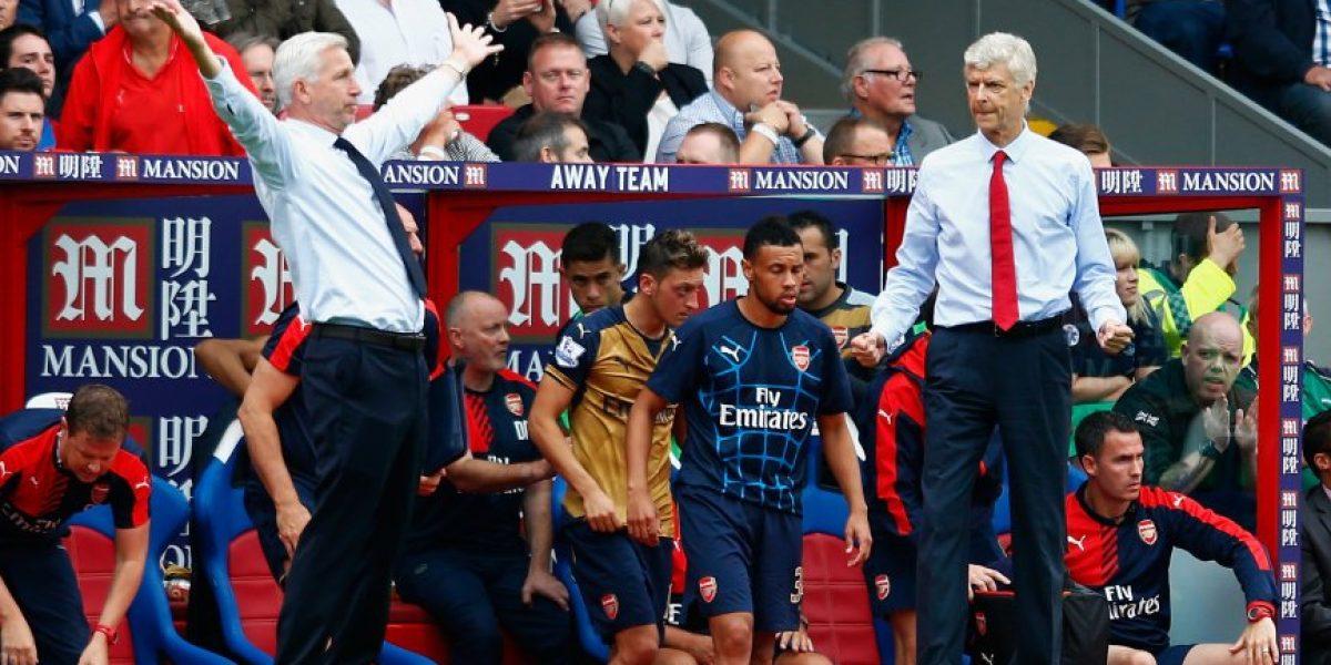 Arsene Wenger se rinde ante Sánchez:
