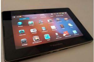 En el año 2011 se lanzó el iPad y BlackBerry quiso imitar a Apple. El resultado no fue el esperado y las tabletas de esta marca ahora son una reliquia Foto:BlackBerry. Imagen Por: