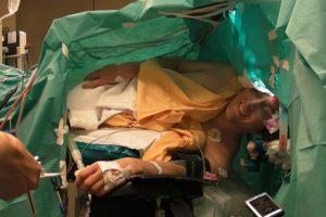 Ambrož Bajec-Lapajne fue diagnosticado con un tumor cerebral y operado el 13 de junio del 2014 Foto:Ambrož Bajec-Lapajne. Imagen Por:
