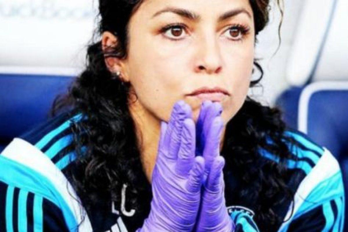 En alguna ocasión, Eva le dijo que había tenido intimidad con los futbolistas del Chelsea Foto:Getty Images. Imagen Por: