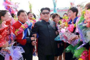 El líder político de Corea del Norte es Kim Jong-un. Foto:AFP. Imagen Por: