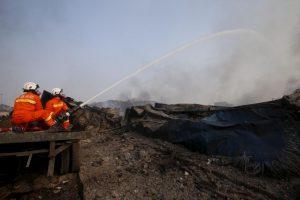 Según informan los familiares, muchos de ellos recién cumplieron los 18 años y provienen de zonas pobres Foto:AFP. Imagen Por: