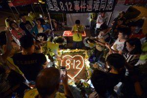 Hasta ahora se reportan 114 muertos, 70 desaparecidos y más de 70 heridos Foto:AFP. Imagen Por:
