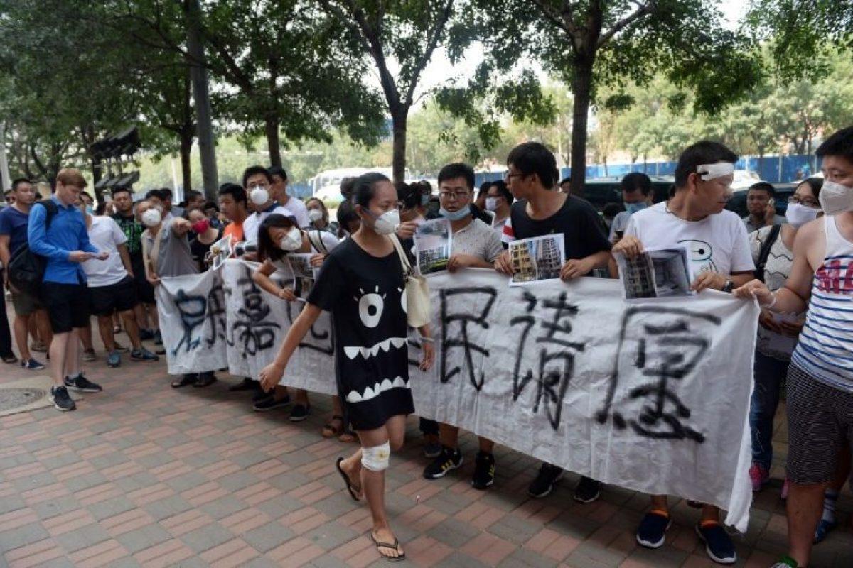 Durante el fin de semana se llevaron a cabo diversas protestas Foto:AFP. Imagen Por: