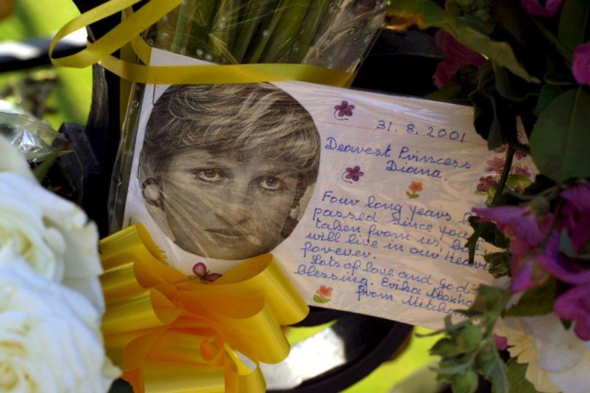 También murió Dodi Al-Fayed, su entonces pareja Foto:Getty Images. Imagen Por:
