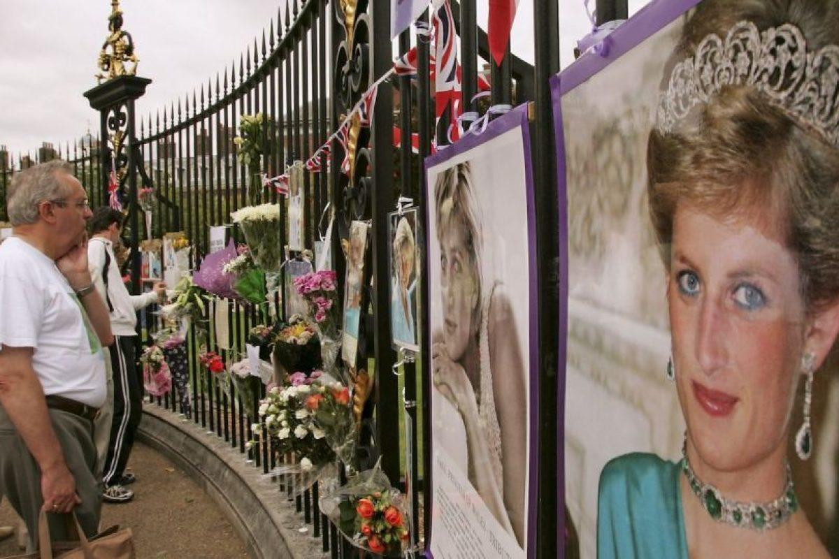 Contrajo matrimonio con el Príncipe Carlos el 29 de julio de 1981 Foto:Getty Images. Imagen Por:
