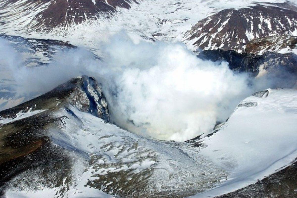 Volcán Copahue Foto:Agencia UNO / Archivo. Imagen Por: