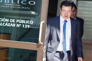Fiscal Luis Toledo Foto:Agencia UNO. Imagen Por: